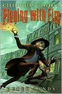 Playing with Fire (Skulduggery Pleasant, #2) I love this whole series!
