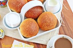 evaporated milk sweet buns by RoxanaGreenGirl | Roxana's Home Baking, via Flickr