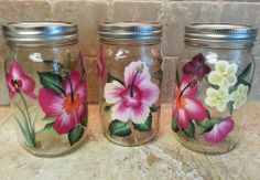 Mason Jars for your fruit infused water!