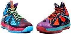"""Nike LeBron 10 """"MVP"""""""