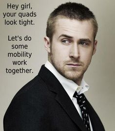 Ryan Gosling Likes Crossfit. And the Girls.