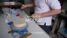 Process 02 Making a Plaster Slip Casting Mould