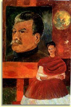 Frida y Stalin