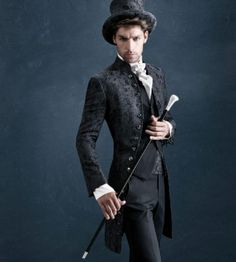 Mens Fashion, Fashion Outfits, Couture, Victorian Gothic, Pose Reference, Dapper, Bomber Jacket, Suits, Elegant