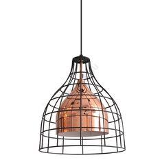 ceiling lamp living/bedroom 1  Mennyezeti függesztékes lámpa GATA 1xE27/60W