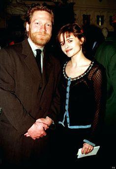 Kenneth Branagh with Helena Bonham Carter