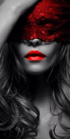 Lucca62 - Red Lips / Rote Lippen