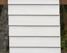 Scotlarch® RW003 Bevelsiding - Vacuum coated, exposed to elements for two years
