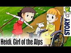 Heidi, Girl of the Alps - Bedtime Story Animation | Best Children Classics HD - YouTube