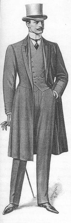 Gentlemen should dress like this now!