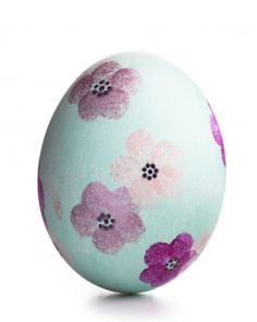 "See the ""Floral Fingerprints"" in our Embellished Easter Egg Decorating Ideas gallery"