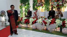 doa pembukaan acara Wedding Tika n Stanley 7 7 2018