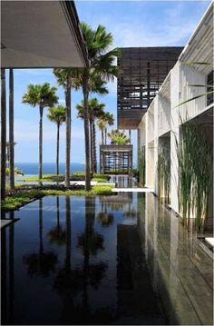 Resort sostenible Bali, Alila