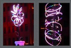 Lyon Fête des Lumières 2013 Place Pradel -