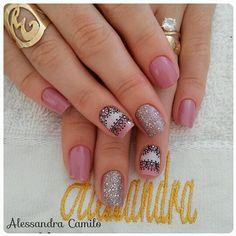 Cute Nails, Manicure, Nail Designs, Make Up, Nail Art, Beauty, Instagram, Red Toenails, Nail Bling