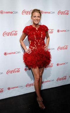 Marchesa dress, Brian Atwood shoes, Dolce & Gabbana  jewelry