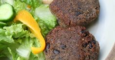 The Healthy Happy Wife: Black Bean Burgers (Gluten Free with Vegan Option)