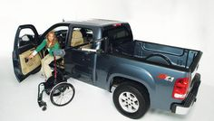 Eureka Solutions - Stow Away Vehicle conversion Adaptation automobile 1-866-562-2555