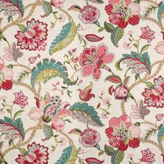 Shop P. Kaufmann Finders Keepers Raspberry Fabric at onlinefabricstore.net for…