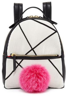 18 chic designer backpacks that will make you feel like you're headed back to school: