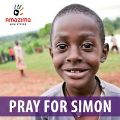 Amazima Prayer Requests: Surgery For Simon #AMIprayer