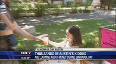 Lemonade Day - http://austin.citylocalbuzz.com/lemonade-day/