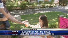 Lemonade Day - http://austin.citylocalbuzz.com/lemonade-day/