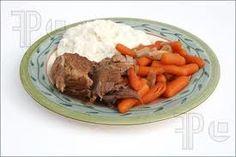 GERD / Acid Reflux Safe Recipes - pot roast