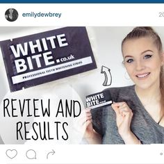 #repost the lovely @emilydewbrey reviewing our strips  #teethwhitening #whiteteeth #whitestrips #whitebite #muauk #muablogger #blogger by whitebitestrips Our Teeth Whitening Page: http://www.myimagedental.com/services/cosmetic-dentistry/teeth-whitening/ Other Cosmetic Dentistry services we offer: http://www.myimagedental.com/services/cosmetic-dentistry Google My Business: https://plus.google.com/ImageDentalStockton/about Our Yelp Page: http://www.yelp.com/biz/image-dental-stockton-3 Our…
