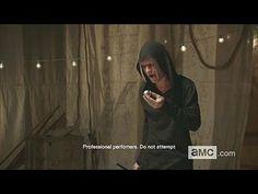 Freakshow - Season 2: Acts: Morgue -- Freakshow's Morgue demonstrates his sword swallowing technique. -- http://www.tvweb.com/shows/freakshow/season-2--acts-morgue