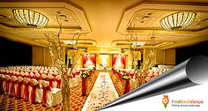 Let everyone admire your wedding for years to come, with amazing venues only on #findbestvenue. #WeddingsinMumbai