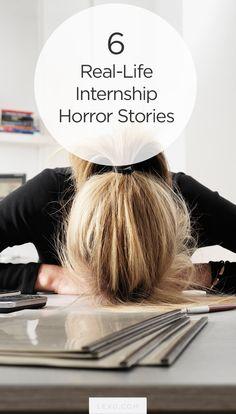 Stuck in a terrible internship? You're not alone. - levo.com