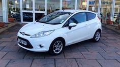 2012 (62) Ford Fiesta 1.25 Zetec [82] For Sale In Scunthorpe, North Lincolnshire