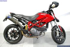 DUCATI HYPERMOTARD 796 for sale in for sale in Winchester, Hampshire
