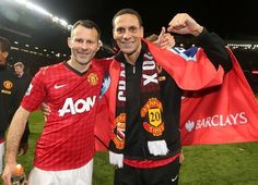 Giggs and Rio