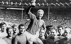 West Ham (England) win The World Cup 1966