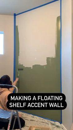 Home Renovation, Home Remodeling, Diy Crafts For Home Decor, Home Interior Design, Home Design Diy, Diy Interior, Diy Home Improvement, Home Repair, My New Room