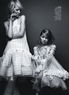 the cool inheritance: kirsten owen and billie rose by andrew soule for flare may 2013 | visual optimism