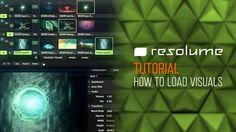 This Resolume Arena & Avenue 4 tutorial video goes over the basic functionality of loading visuals and video clips using your operating system's file system and Resolume's built-in file browser. Also covered is an explanation of the layer workflow inside Resolume along with various slider, window, and button functionality to customize the look of your live visual output. Follow DocOptic for future Tutorials and live visual content! More Resolume Arena & Avenue 4 Tutorials: Create Aud...