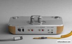 Låmpion Hybrid Vacuum Tube Amplifer - http://www.inthomedecor.com/home-design-ideas/lampion-hybrid-vacuum-tube-amplifer.html