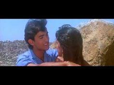 Akele Hain To Kya Gum Hai [Full Video Song] (HQ) With Lyrics - Qayamat Se Qayamat Tak Hindi Movie Song, Movie Songs, Hindi Movies, Music Is Life, Bollywood, Lyrics, Romance, In This Moment, Videos