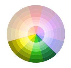 Elegant #Association De #couleurs #analogues (couleurs Adjacentes Sur Le Cercle) Il  Vous
