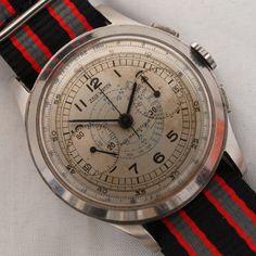 Vintage Breitling Chronograph