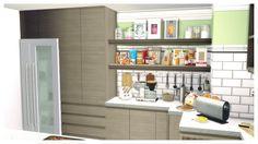Sims 4 - Big Family Kitchen II