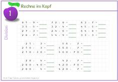 Klassenzauber: Einführung schriftliche Division | Classroom ...