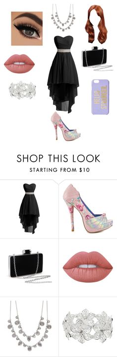 """""""Ashley date"""" by crvertelo on Polyvore featuring moda, Iron Fist, Lime Crime, Givenchy, M&Co e Kate Spade"""
