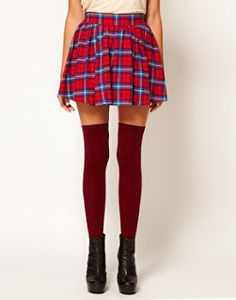Syndicate Me: Favorite Fall Trend: School Girl Chic