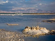 Bible Accounts Supported by Dead Sea Disaster Record? [National Geographic News]