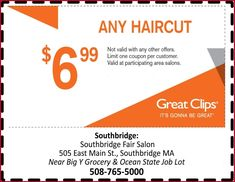 48 Best Great Clips Coupons images in 2019