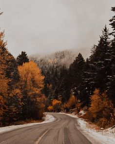 This road leads to the middle of nowhere but holds countless memories for me. Autumn Photography, Landscape Photography, Fashion Photography, Autumn Cozy, Autumn Forest, Autumn Aesthetic, Fall Wallpaper, Adventure Is Out There, Autumn Inspiration